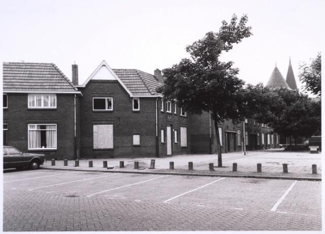 022757 - Slooppanden aan het Horversplein, voorheen Schaepmanplein