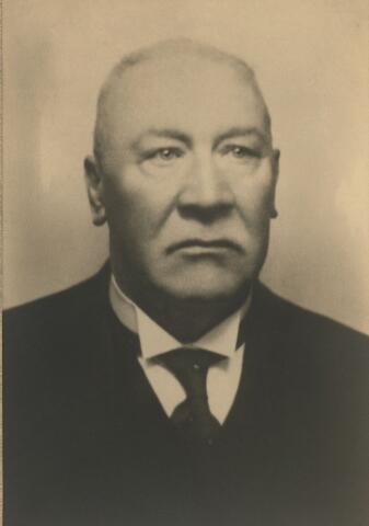 054895 - Carl Höhner geboren te Dabringhausen (Duitsland) op 28 november 1865 en overleden te Tilburg op 28 maart 1934. Hij trouwde met Josephina Broeckx.