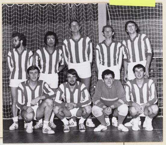 101269 - Sport. Volleybal. Kampioensteam BVC.