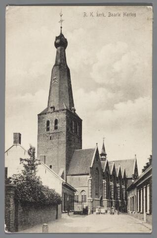 065634 - De Rooms Katholieke kerk van Baarle-Hertog St. Remigius aan de Kerkstraat
