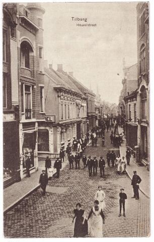 001172 - Heuvelstraat richting Heuvel ter hoogte van Langestraat (links).