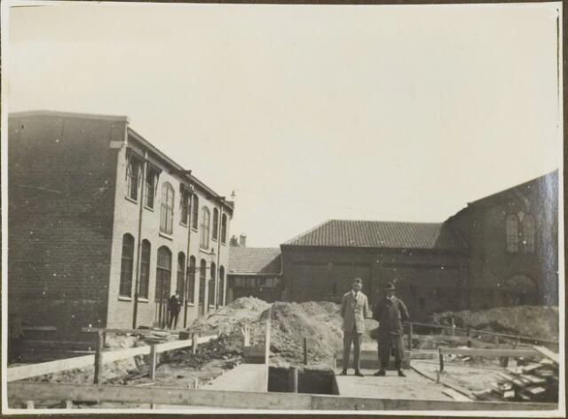 104585 - Energievoorziening. Nieuwbouw Gasfabriek Oosterhout.