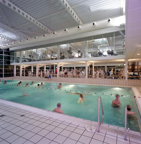 D-00766 - Sportschool Club Pellikaan Tilburg (Hooper architects)