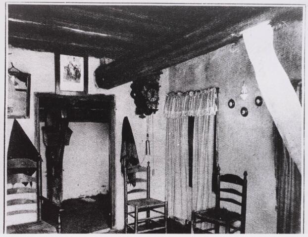 028189 - Interieur geboortehuis Petrus Donders