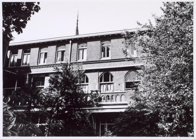 018033 - Achterzijde van het Ursulinenklooster aan de Elzenstraat