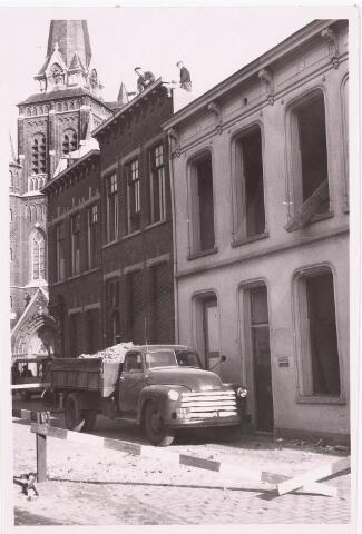 035745 - Stadhuisplein voorheen Kloosterstraat