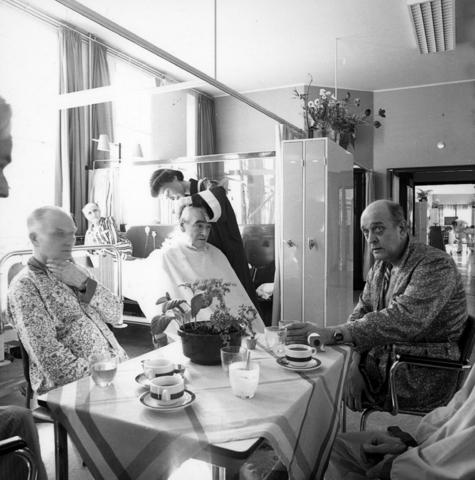 655752 - Elizabeth Ziekenhuis locatie Jan van Beverwijckstraat Tilburg in 1981.