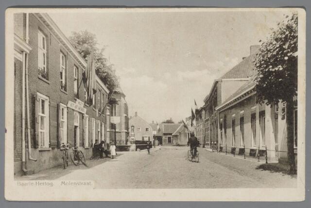 065533 - Inkijk in  de Molenstraat te Baarle-Hertog
