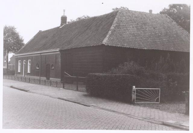 018800 - Boerderij aan de Rielseweg, thans Generaal Winkelmanstraat