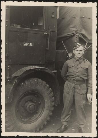 603929 - WO2 ; WOII ; Schotse bevrijder. Tweede Wereldoorlog