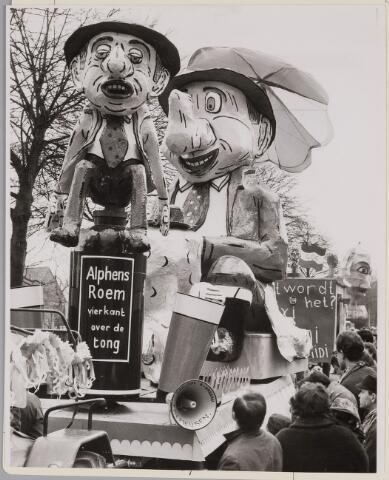 084284 - Carnavalsoptocht Alphen