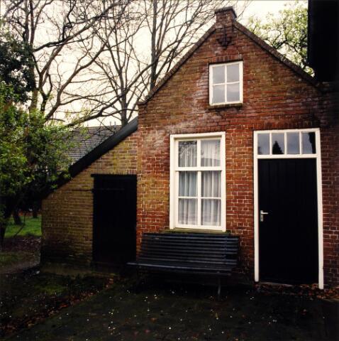 054522 - Exterieur bakhuis boerderij  Elings-Dirkx, Doelenstraat 72, gesloopt in 1999.