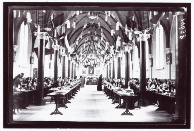 062281 - Kloosters. Viering van het 50-jarig bestaan van de abdij van Onze Lieve Vrouw van Koningshoeven aan de Eindhovenseweg 3