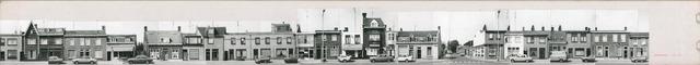1625_0043 - Fotostrook; straatwand; panden aan de linten en hoofdverbindingswegen in het centrum van de stad; ; foto's werden tussen 1976 en 1985 gemaakt. (foto gemaakt in periode 1976-1985)