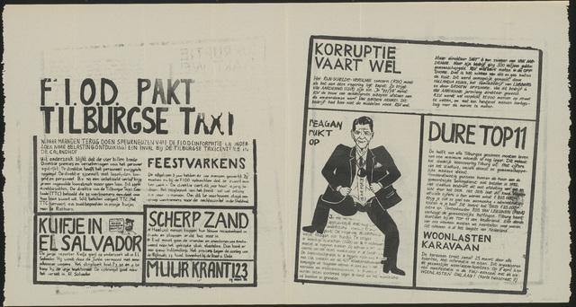 668_1983_123 - Muurkrant: F.I.O.D. Pakt Tilburgse Taxi