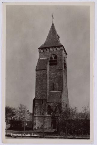 061774 - Oude toren van Enschot aan het Torenpad