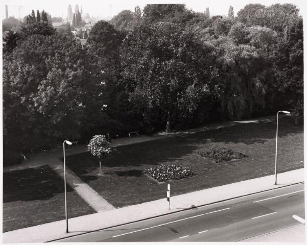 036291 - Panorama vanuit schoolgebouw scholengemeenschap St. Dionysius aan Ringbaan-Oost