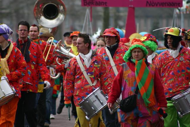 657240 - Carnaval. Optocht. D'n opstoet in Tilburg.