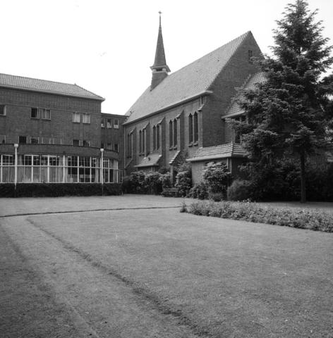 655895 - Elizabeth Ziekenhuis locatie Jan van Beverwijckstraat Tilburg in 1981.