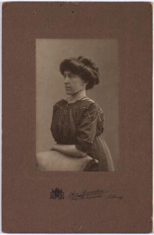 011416 - Caroline Maria Wilhelmina BOGAERS, geboren Tilburg op  25 december 1872, aldaar overleden op 11 september 1912.