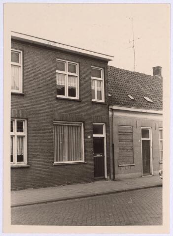025109 - Pand Lange Nieuwstraat 223 begin 1969