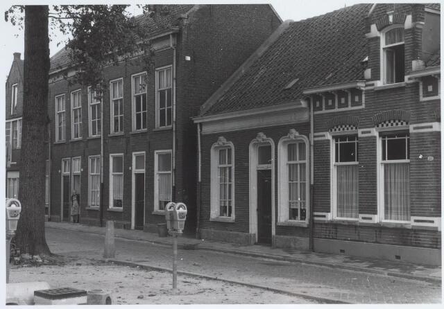 025458 - Panden aan de Langestraat