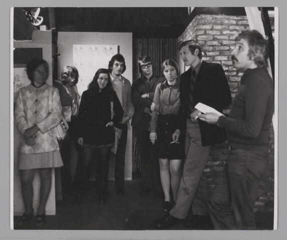 083428 - Opening expositie van C. Zijlmans