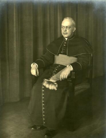 071487 - mgr. Franciscus Alardus Josephus Antonius Goijaerts, geboren te Tilburg op 1 april 1884, overleden in het seminarie op 4 november 1949.