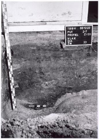 015756 - Archeologisch onderoek in het pand Bokhamerstraat 13