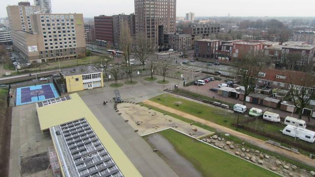 658346 - Het Spoorpark in Tilburg.