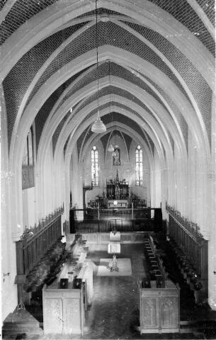 604551 - Trappistinnenabdij O.L.V. van Koningsoord te Berkel-Enschot.
