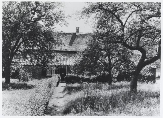 055873 - Boerderij aan de Spaaneindsestraat in Esbeek