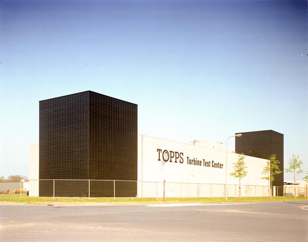 D-001732-5 - Topps (turbine overhaul power plant support; het bedrijf richt zich op het onderhoud van vliegtuigmotoren)/Chromalloy Turbine Support