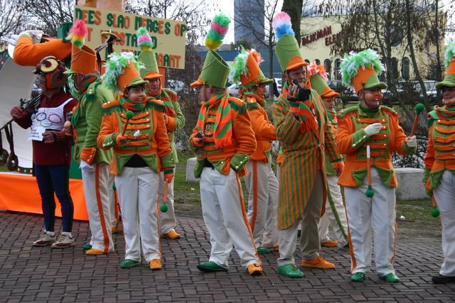 657250 - Carnaval. Optocht. D'n opstoet in Tilburg.
