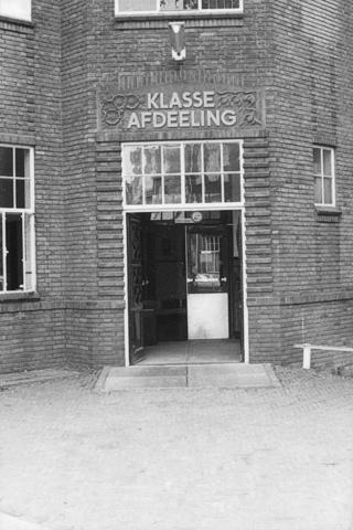 655870 - Elizabeth Ziekenhuis locatie Jan van Beverwijckstraat Tilburg in 1981.