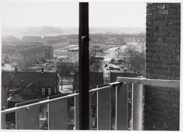 "036701 - Panorama van Tilburg vanaf de torenflat ""Vredeburcht """