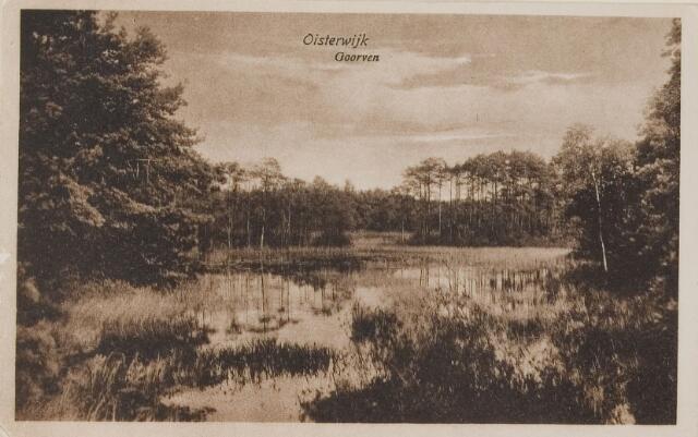 075123 - Serie ansichten over de Oisterwijkse Vennen.  Ven: Choorven.