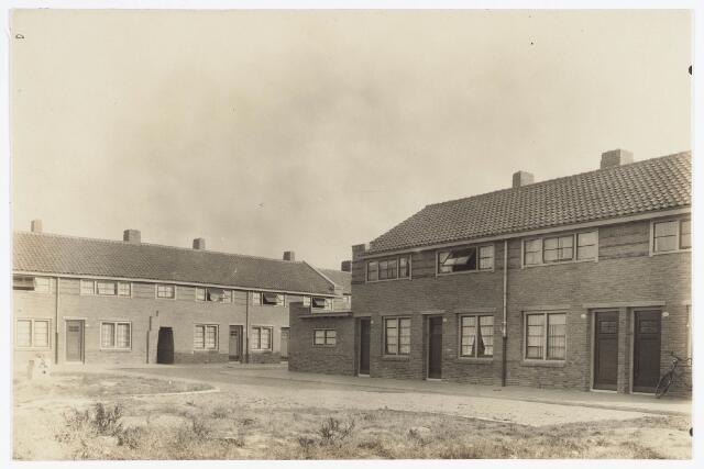028125 - Pastoor Schutjesstraat, woningen waarschijnlijk gesloopt