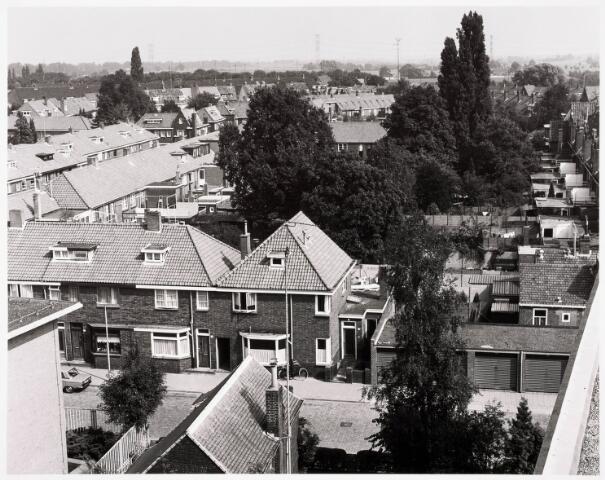 036286 - Panorama vanuit schoolgebouw scholengemeenschap St. Dionysius aan Ringbaan-Oost