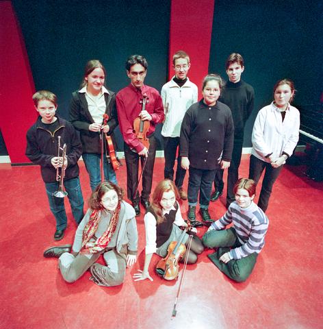 D-000043-2 - Brabants conservatorium : begaafde leerlingen