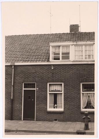 023665 - Pand Keldermansstraat 65 eind maart 1962