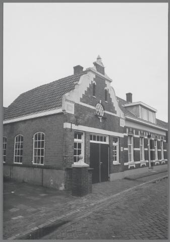 88762 - Brouwerijstraat 31, Wagenberg. Voormalig ambachtshuis uit de 18e eeuw. Verbouwd in 1936.