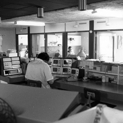 655777 - Elizabeth Ziekenhuis locatie Jan van Beverwijckstraat Tilburg in 1981.