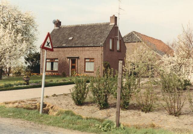 650837 - Gebied waar de latere woonwijk 'De Reeshof' is gebouwd.