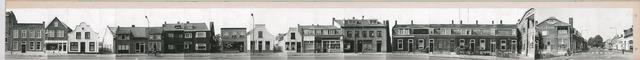 1625_0105 - Fotostrook; straatwand; panden aan de linten en hoofdverbindingswegen in het centrum van de stad; ; foto's werden tussen 1976 en 1985 gemaakt. (foto gemaakt in periode 1976-1985)