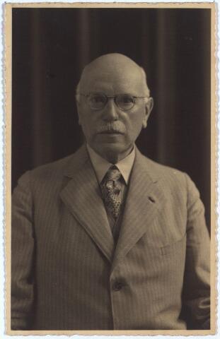 004125 - Francois Pierre Jules Marie van Dooren geboren Tilburg 4 september 1860, overleden Tilburg 15 juni 1950  gehuwd met Sophia Victorine Maria Koppel