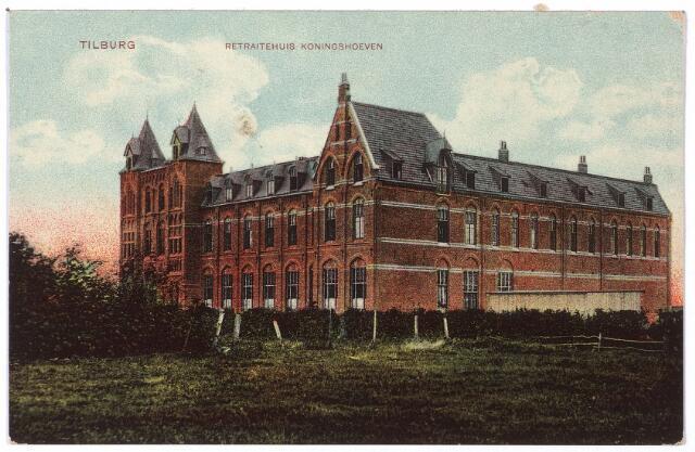 001380 - Retraitehuis en klooster van O.L.V. van het Cenakel aan de Koningshoeven, nu Kempenbaan.
