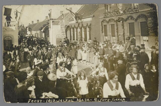 90882 - Made en Drimmelen. Onafhankelijkheidsfeesten 1813 - 1913
