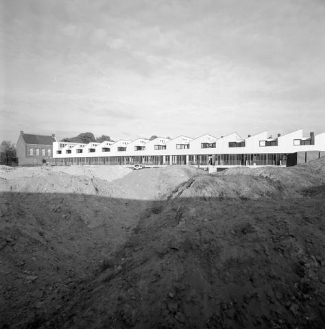 D-00536 - BNA - Atelierwoningen aan Mr. J.H. de Pontplein (Neutelings Riedijk Architects, 1996)