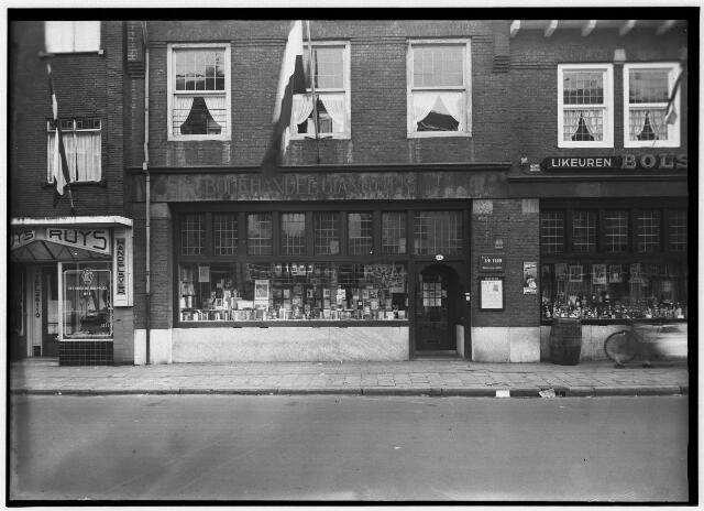 050936 - Boekhandel Giannotten, Heuvel 54.